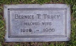 Bernice T. <i>Blount</i> Tracy