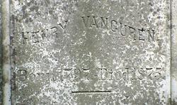 Henry Vancuren