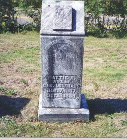 Hattie A. <i>Long</i> Lockhart