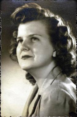 Ruth Elizabeth <i>Rowe</i> Warden
