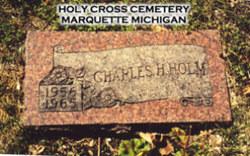 Charles Henry Holm