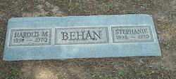 Harold M. Behan