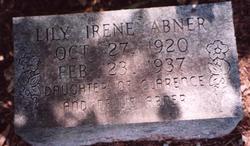 Lillie Irene Abner