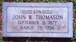 John Wilson Thomason