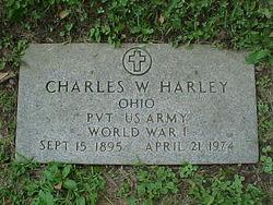 Charles Wesley Chic Harley