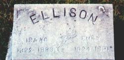 Isaac Ellison