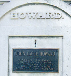 John Eager Howard