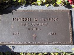Joseph M. Balok