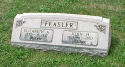 Elizabeth A Feasler