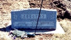Lucille <i>Moats</i> Zellers