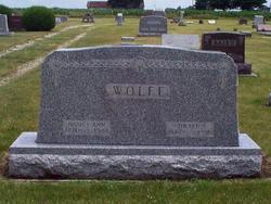 Nancy Ann <i>Settle</i> Wolfe