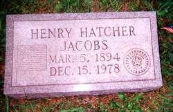Lieut Henry Hatcher Jacobs, Sr