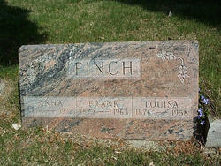Louisa <i>Malik</i> Finch