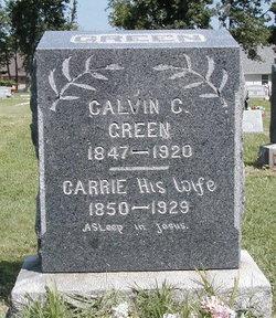 Calvin C. Green