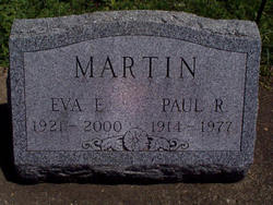 Paul Raymond Martin