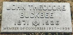 John Theodore Buckbee