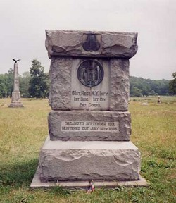 61st New York Infantry Monument