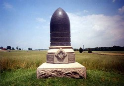 7th New Jersey Infantry Monument