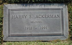 Harry Stephen Ackerman