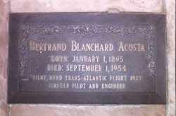 Bertrand Blanchard Acosta