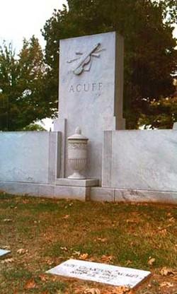 Mildred Louise <i>Douglas</i> Acuff
