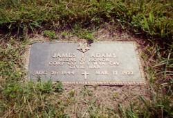 James Frank Adams
