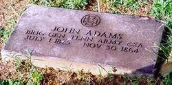 Gen John Adams