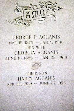 Harry Agganis