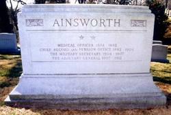 Frederick Crayton Ainsworth