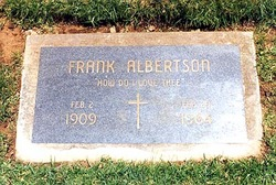Frank Albertson