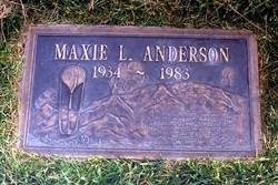 Maxie Leroy Anderson