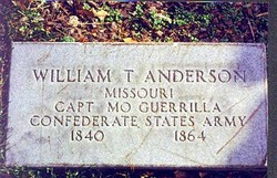 William T. Bloody Bill Anderson