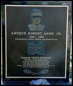 Arthur Robert Ashe, Jr