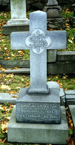 John Jacob Astor, III
