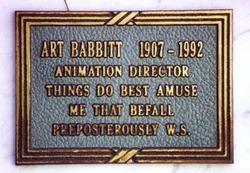 Art Babbitt