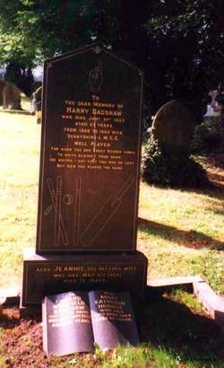 Harry Bagshaw