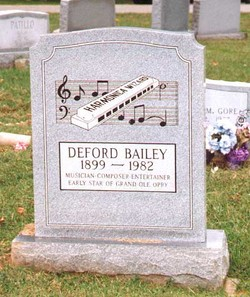 DeFord Bailey