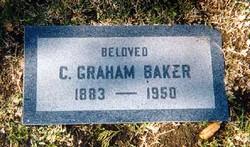 C. Graham Baker