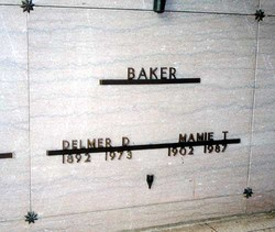 Del Baker