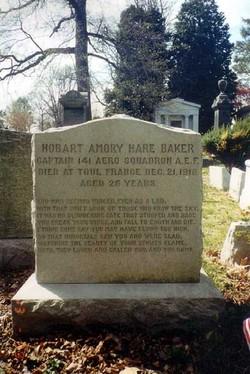 Hobart Amory Hare Hobey Baker