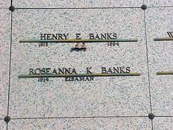 Henry E. Banks