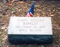 Alben William Barkley