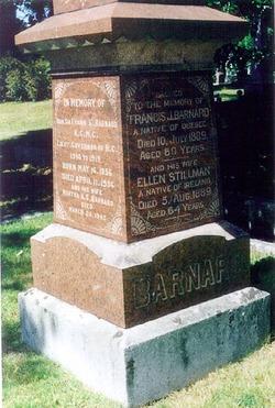 Sir Frank Stillman Barnard