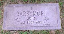 John Sidney Barrymore