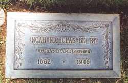 Noah Nicholas Beery, Sr