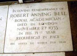Robert Anning Bell