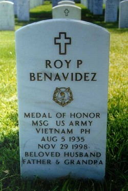 Roy Perez Benavidez