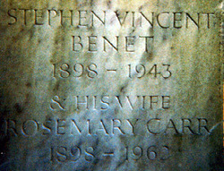 Stephen Vincent Benet