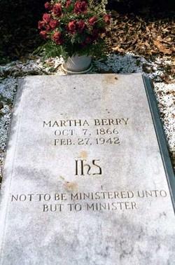 Martha McChesney Berry