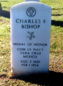 Charles Francis Bishop